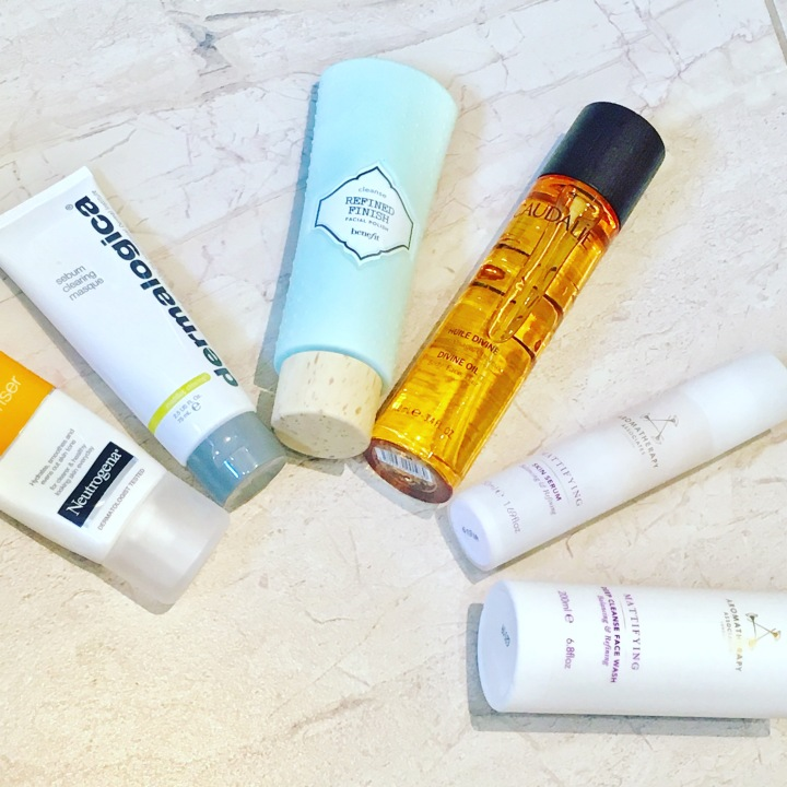 My favourite skin care products