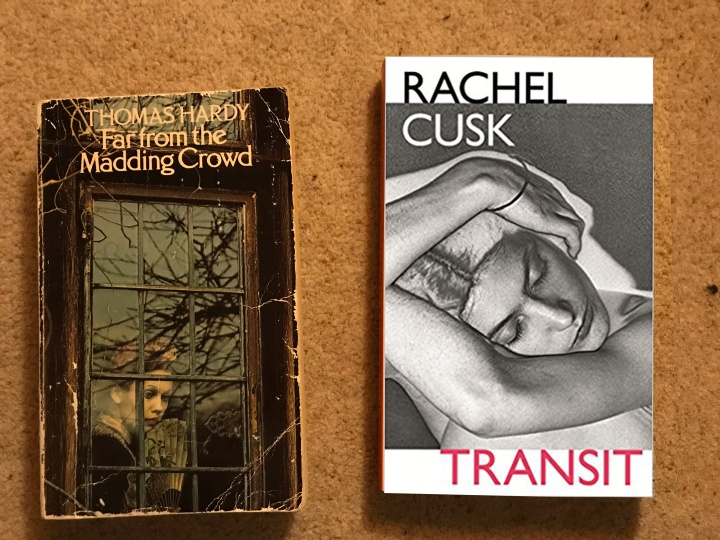 What I've been reading:January