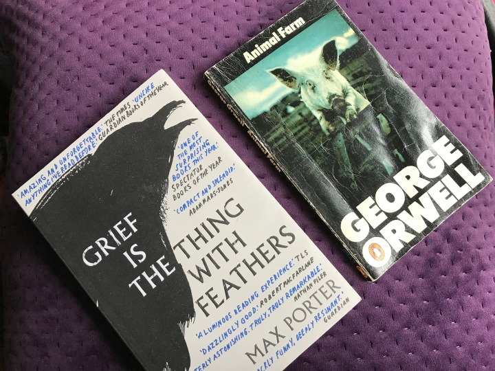 What I've been reading:March