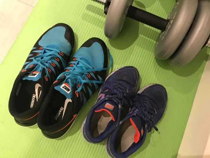 Diary of a fitness-phobe #7: couples who Body Coach together, staytogether…