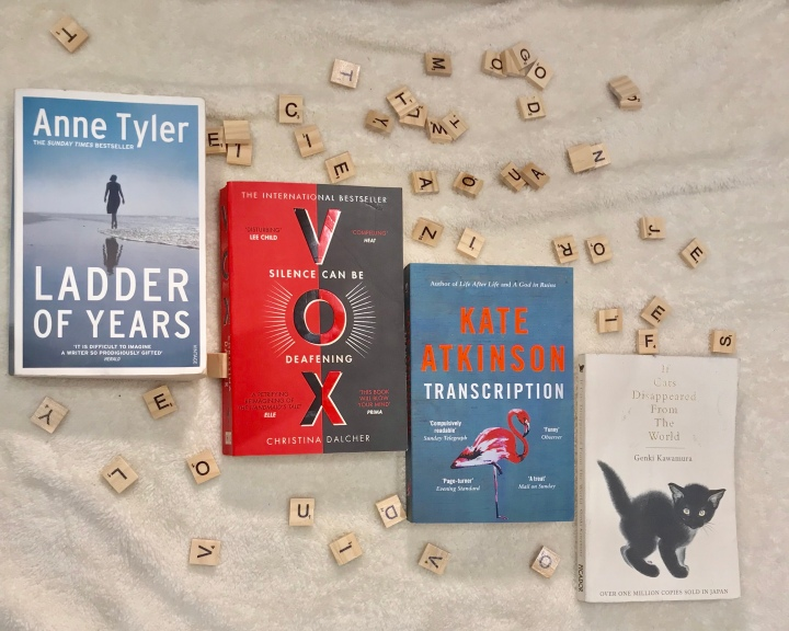 WHAT I'VE BEEN READING: MAY